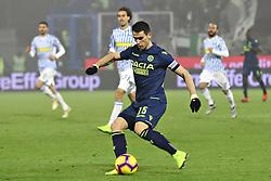 """Foto /Filippo Rubin<br /> 26/12/2018 Ferrara (Italia)<br /> Sport Calcio<br /> Spal - Udinese - Campionato di calcio Serie A 2018/2019 - Stadio """"Paolo Mazza""""<br /> Nella foto: KEVIN LASAGNA (UDINESE)<br /> <br /> Photo /Filippo Rubin<br /> December 26, 2018 Ferrara (Italy)<br /> Sport Soccer<br /> Spal vs Udinese - Italian Football Championship League A 2018/2019 - """"Paolo Mazza"""" Stadium <br /> In the pic: KEVIN LASAGNA (UDINESE)"""