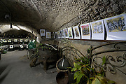 Rionero in V. (PZ) 04/11/2008 - Taverna di Crocco. Museo del Brigantaggio post-unitario.