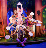 Peter Pan Goes Wrong 8th December 2015