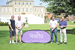 TEAM DIASTER EXPERTS, Sparks Leon Haslam Golf Day Wellingborough Golf Course Tuesday 7th June 2016
