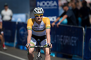 Noosa Womens Australian Open Criterium, November 1, 2014 - TRIATHLON : Noosa Triathlon Festival - Super Saturday, Noosa Parade, Noosa, Queensland, Australia. Credit: Lucas Wroe
