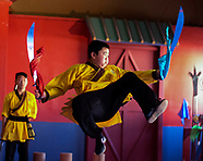 Student of Shaolin Kung Fu Classes