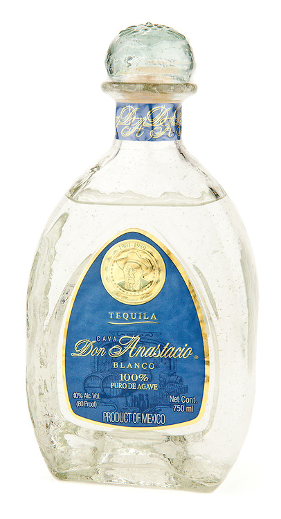 Cava Don Anastacio Blanco Tequila -- Image originally appeared in the Tequila Matchmaker: http://tequilamatchmaker.com