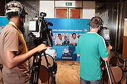Highveld Lions Press Conference Sandton Sun