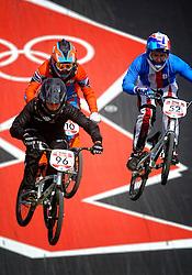 10-08-2012 FIETSCROSS: OLYMPISCHE SPELEN 2012 BMX: LONDEN<br /> Laura Smulders heeft op de Olympische Spelen de bronzen medaille in het spectaculaire BMX-toernooi veroverd.<br /> ©2012-FotoHoogendoorn.nl