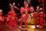 CUBA, HAVANA The Tropicana nightclub, Cuba's most famous cabaret, renown for risque dancers and spectacular performances