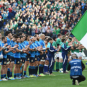 Roma 11/02/2017 Stadio Olimpico<br /> RBS 6 nations Italia vs Irlanda