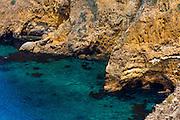Cavern Point, Santa Cruz Island, Channel Islands National Park, California USA