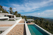 Lime Villa 4, a luxury private, ocean view villa, Koh Samui, Surat Thani, Thailand