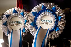 Cockade<br /> Knokke Hippique CSI5* - Knokke 2018<br /> © Hippo Foto - Sharon van den Put