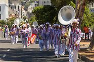 Cape Town - Cape Minstrel's Parade - 02 Jan 2016