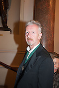DAVID MACH, Royal Academy of Arts Annual dinner. Piccadilly. London. 29 May 2012.