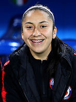 International Women's Friendly Matchs 2019 / <br /> Italy vs Chile 2-1 ( Carlo Castellani Stadium - Empoli,Italy ) - <br /> Ana Gutierrez of Chile