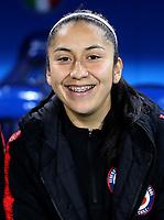 International Women's Friendly Matchs 2019 / <br /> Italy vs Chile 2-1 ( Carlo Castellani Stadium - Empoli,Italy ) - <br /> Ana Gutierrez of Chile