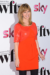 Kate Garraway during the Women In Film & Television Awards 2012 held at the Hilton, London, England, December 7, 2012. Photo by Chris Joseph / i-Images.
