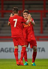 160919 Tottenham U23 v Liverpool U23