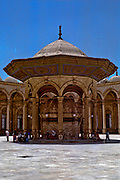 Mohammed Ali Mosque, Cairo, Egypt