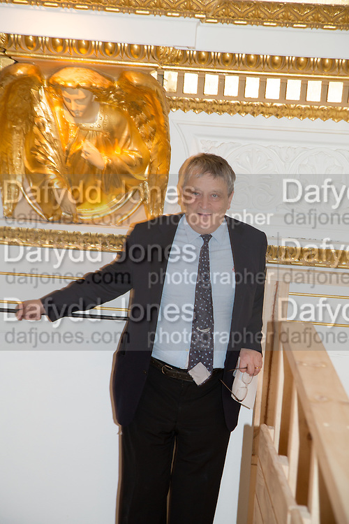 SIR NORMAN ROSENTHAL, Sensing Spaces, Architecture Reimagined. Royal Academy. Piccadilly. 21 January 2014
