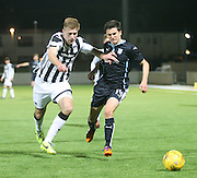 Dundee&rsquo;s Sam Dryden - Dundee v Dunfermline under 20s - SPFL Development league <br /> <br />  - &copy; David Young - www.davidyoungphoto.co.uk - email: davidyoungphoto@gmail.com
