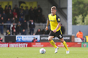 Burton Albion defender Kyle McFadzean (5) during the EFL Sky Bet League 1 match between Burton Albion and Luton Town at the Pirelli Stadium, Burton upon Trent, England on 27 April 2019.