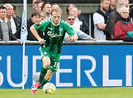 FODBOLD: Mikkel Desler (OB) under kampen i ALKA Superligaen mellem FC Helsingør og OB den 24. juli 2017 på Helsingør Stadion. Foto: Claus Birch