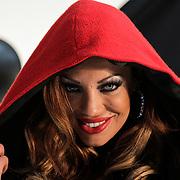 NLD/Amsterdam/20120405 - Fashionshoot Jamie Faber voor Sapph kerst 2012, Dorein Rose Duinker
