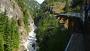 Whistler Mountaineer Train trip, British Columbia, Canada