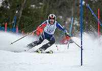 Tecnica Cup at Gunstock Mens 1st run January 19, 2013