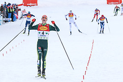 16.12.2017, Nordische Arena, Ramsau, AUT, FIS Weltcup Nordische Kombination, Langlauf, im Bild Vinzenz Geiger (GER) // Vinzenz Geiger of Germany during Cross Country Competition of FIS Nordic Combined World Cup, at the Nordic Arena in Ramsau, Austria on 2017/12/16. EXPA Pictures © 2017, PhotoCredit: EXPA/ Martin Huber