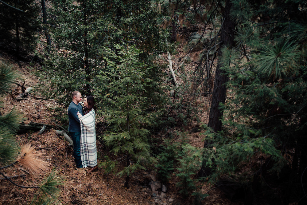 Engagement portraits