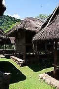 Weaving village in East Bali