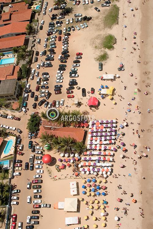 Joao Pessoa, PB, Brasil. 29/Jan/2005.Fotos aereas de Joao Pessoa e Cabedelo. Intermares e arredores./ Aerial view of Joao Pessoa..Foto Marcos Issa/Argosfoto