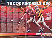 All Ireland Senior Hurling Championship Final,.03.09.2006, 09.03.2006, 3rd September 2006,.Senior Kilkenny 1-16, Cork 1-13,.Minor Tipperary 2-18, Galway 2-7.3092006AISHCF,.Brian Corcoran, Noel Hickey,