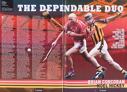 All Ireland Senior Hurling Championship Final,.03.09.2006, 09.03.2006, 3rd September 2006,.Senior Kilkenny 1-16, Cork 1-13,.Minor Tipperary 2-18, Galway 2-7.3092006AISHCF,.Brian Corcoran, Noel Hickey,