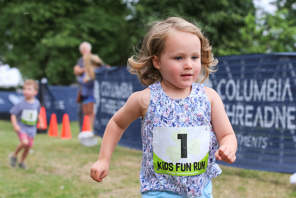 2017 Boston Triathlon Kids Splash and Dash races