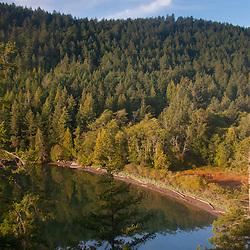 Stuart Island State Park at Reid Harbor, Stuart Island, Washington, US