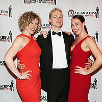 Erin Prange, Dustin Crumbaugh, Miranda Payne