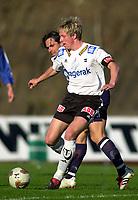 Bærum 21042003 Eliteserien i fotball Stabæk - Odd. Jan Gunnar Solli, Odd<br /> <br /> Foto: Andreas Fadum, Digitalsport