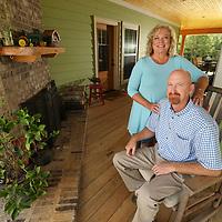 Sammy Holder and his wife Myra