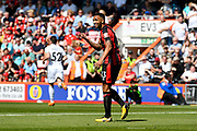 Callum Wilson (13) of AFC Bournemouth during the Premier League match between Bournemouth and Swansea City at the Vitality Stadium, Bournemouth, England on 5 May 2018. Picture by Graham Hunt.
