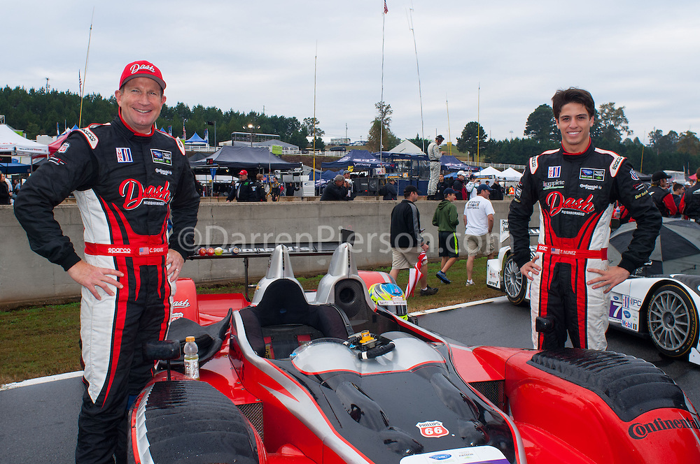 #18 Performance Tech Motorsports ORECA FLM09 Tristan Nunez, Charlie Shears