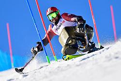 ESPALLARGAS J OA, LW12-1, ESP, Slalom at the WPAS_2019 Alpine Skiing World Cup, La Molina, Spain