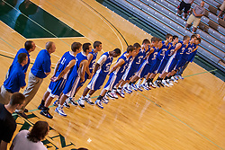25 June 2011: 1A 2A South at the 2011 IBCA (Illinois Basketball Coaches Association) boys all star games.