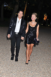Jimmy Lahoud at the Raisa Gorbachev Foundation Gala held at the Stud House, Hampton Court, Surrey on 22nd September 22 2011