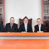Chief Rabbi and Dayanim 08.04.2013