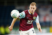 Matěj Vydra of Burnley during the EFL Cup match between Burnley and Sunderland at Turf Moor, Burnley, England on 28 August 2019.
