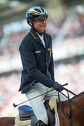 Peter Thomsen, (GER), Horsewares Barny - Jumping Eventing - Alltech FEI World Equestrian Games™ 2014 - Normandy, France.<br /> © Hippo Foto Team - Jon Stroud<br /> 31-08-14