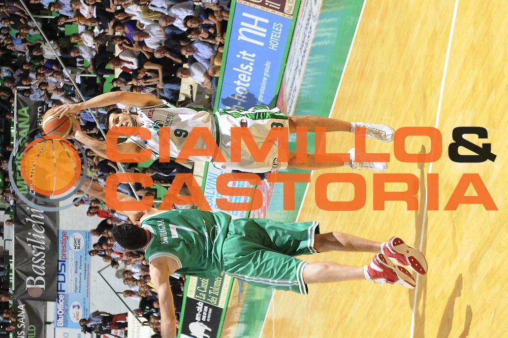 DESCRIZIONE : Siena Lega A 2008-09 Playoff Semifinale Gara 1 Montepaschi Siena Benetton Treviso<br /> GIOCATORE : Marco Carraretto<br /> SQUADRA : Montepaschi Siena<br /> EVENTO : Campionato Lega A 2008-2009<br /> GARA : Montepaschi Siena Benetton Treviso<br /> DATA : 30/05/2009<br /> CATEGORIA : Tiro three point<br /> SPORT : Pallacanestro<br /> AUTORE : Agenzia Ciamillo-Castoria/G.Ciamillo<br /> Galleria : Lega Basket A1 2008-2009<br /> Fotonotizia : Siena Lega A 2008-09 Playoff Semifinale Gara 1 Montepaschi Siena Benetton Treviso<br /> Predefinita :