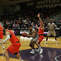 Men's Basketball: University of Wisconsin, Whitewater Warhawks vs. University of Wisconsin, Platteville Pioneers