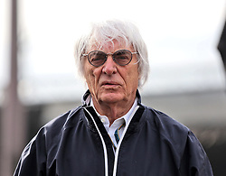 22.08.2014, Circuit de Spa, Francorchamps, BEL, FIA, Formel 1, Grand Prix von Belgien, Training, im Bild Bernie Ecclestone // during the Practice of Belgian Formula One Grand Prix at the Circuit de Spa in Francorchamps, Belgium on 2014/08/22. EXPA Pictures &copy; 2014, PhotoCredit: EXPA/ Eibner-Pressefoto/ Bermel<br /> <br /> *****ATTENTION - OUT of GER*****